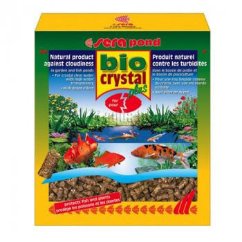 Sera Pond Bio Crystal Plus 4 л