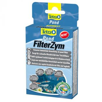 Tetra Pond Filter Zym 10 капсул