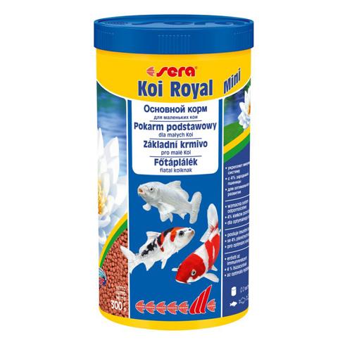 Sera Koi Royal ST mini 3 л