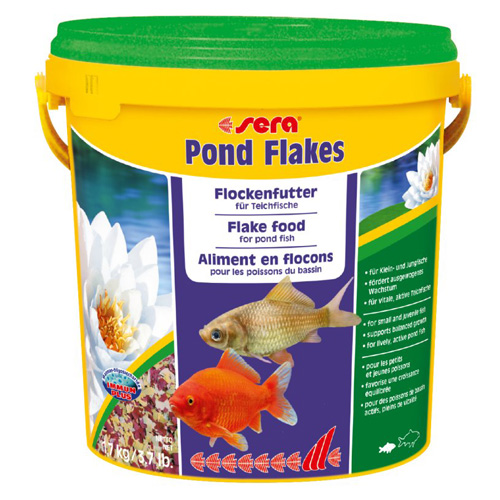 Sera Pond Bioflakes 10