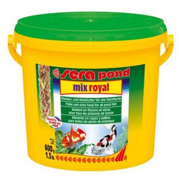 Sera Pond Mix Royal 10 л