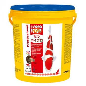Sera Koi Professional Spirulina Color 7 кг