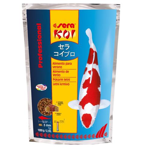 Sera Koi Professional Лето 7 кг