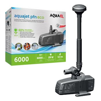Aquael PFN Eco 6000